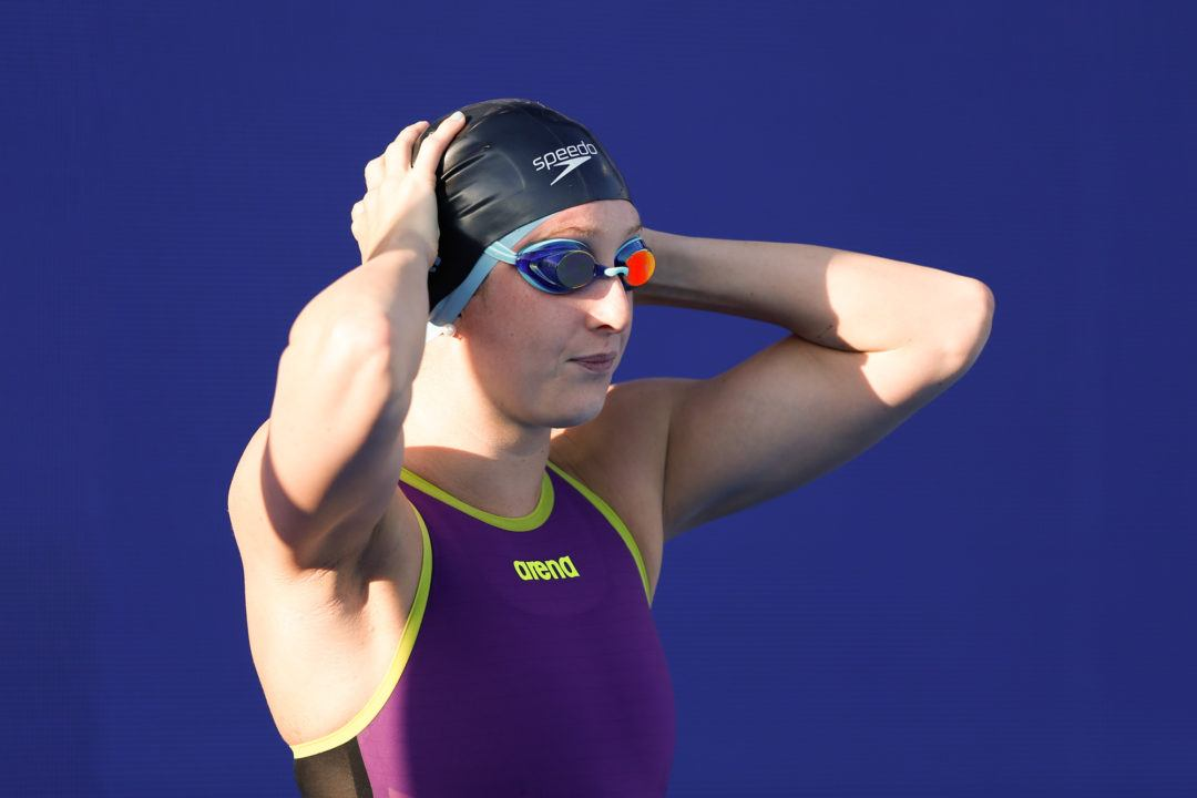 9-Seed Emily Weiss and 18-Seed Emily Escobedo DQed in 100 Breast
