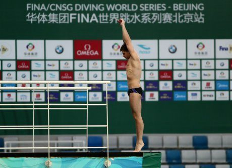 Chinese Divers Miss First Stop of FINA Diving Grand Prix Due To Coronavirus