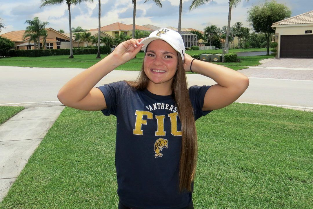 Florida International Opens 2019 Recruiting with Verbal from Eriana Temperino