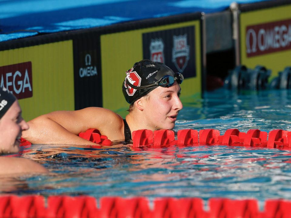 2019 W. NCAA Previews: Stanford Reloads In 800 Free Relay
