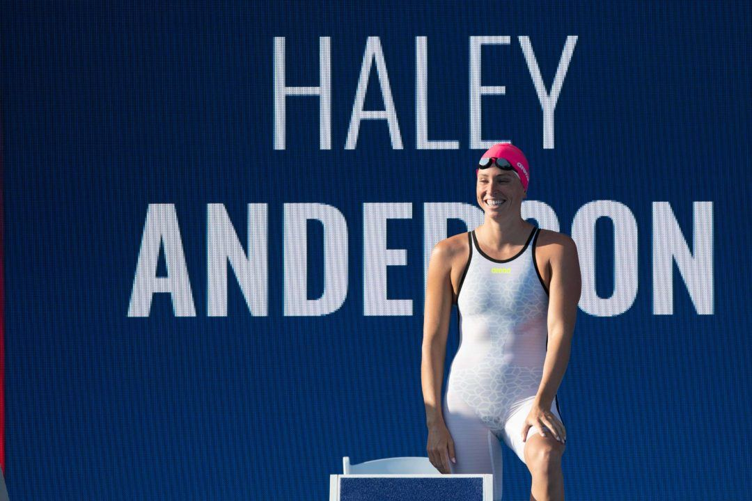 Olympians Anderson and Wilimovsky Win Races at West Coast OW Championships