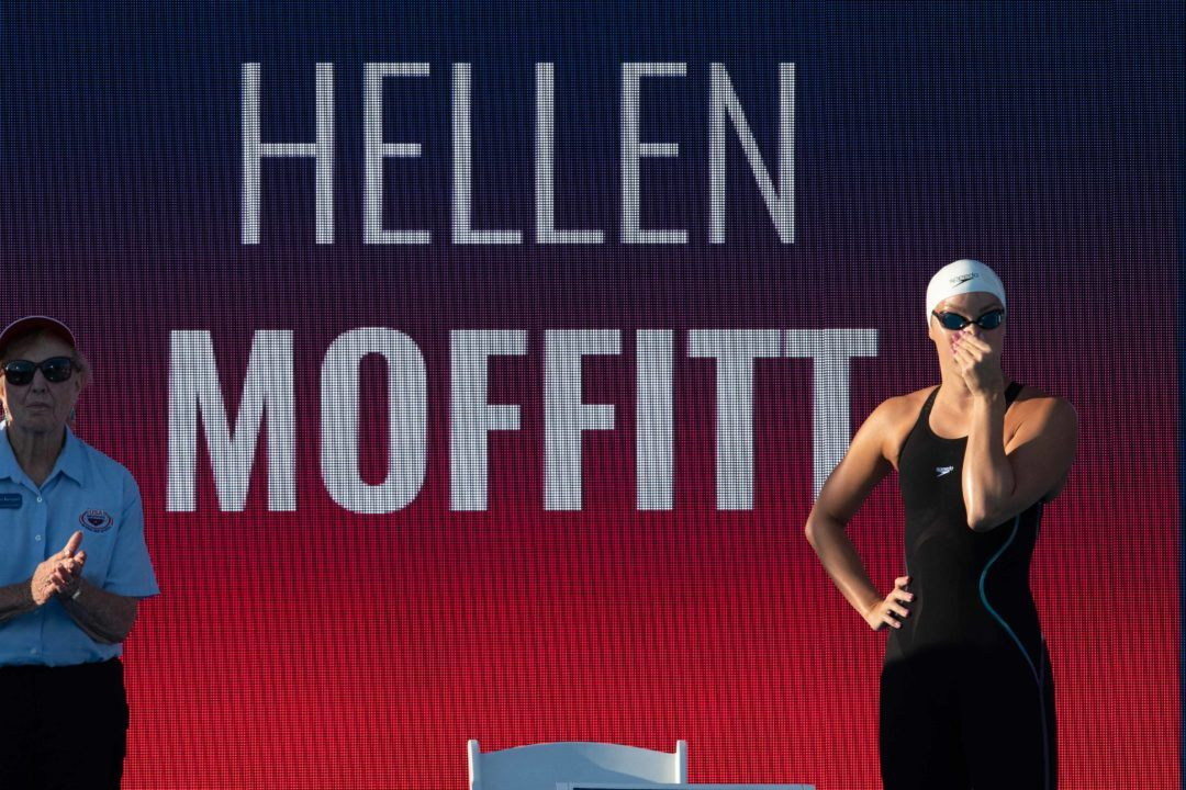 U.S. National Teamer Hellen Moffitt Receives Travel & Training Grant
