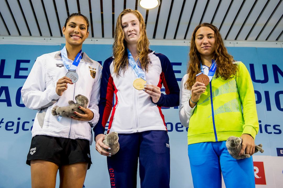 2019 British Swimming Championships Preview: Emerging Female Edition