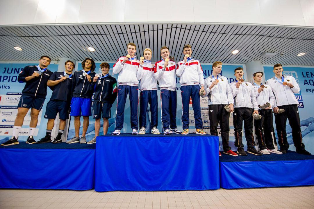 Junioren EM 2018: Vorläufe Tag 2 LIVE Bericht