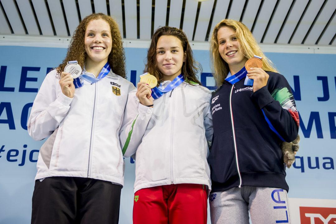 2018 European Junior Championships: Prelims recap, day 4