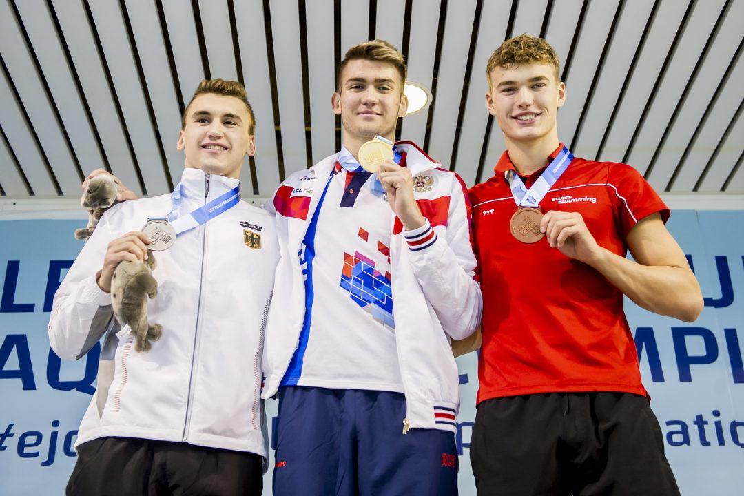 JEM: Gold für Gose, Silber für Schäffner, Bronze für Mixed Staffel