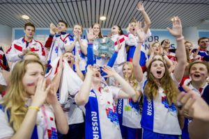La Russia Domina Gli EuroJunior Con Kolesnikov Oggi 18enne