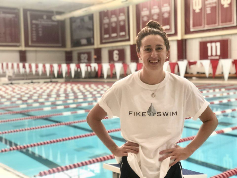 Fike Swim Signs Winter Nationals Champion Ashley Neidigh