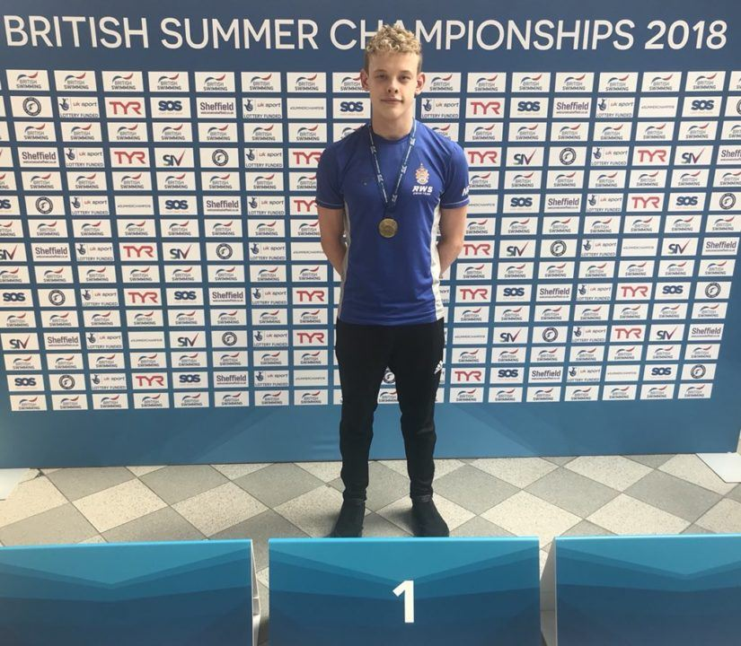 2018 British Summer C'ships Day 6: Richards Racks Up 2nd Nat Age Rec