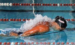 Maria Cocco Nears MEX Record, Splits 1:01/1:09 200 Fly To Close Brazil Trophy