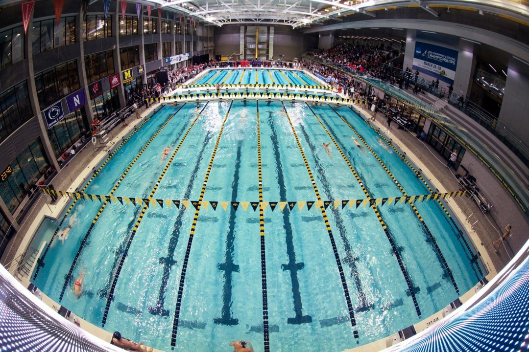 Iowa Swimming Announces 2018-19 Schedules