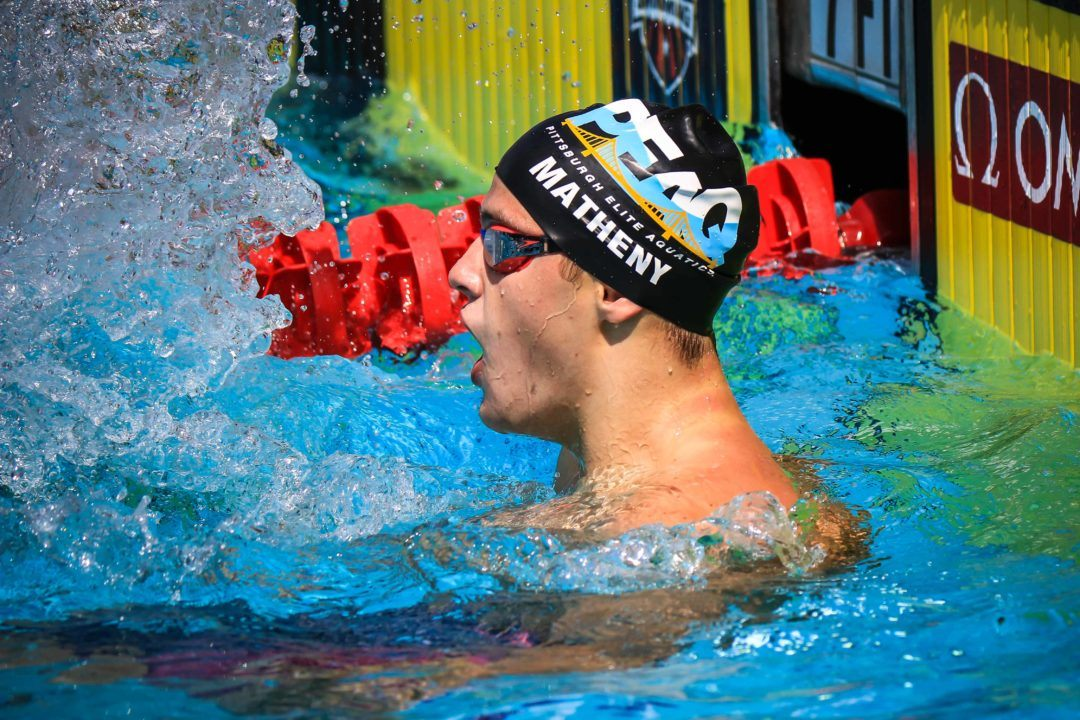 2018 Speedo Junior Nationals: Day 1 Finals Live Recap
