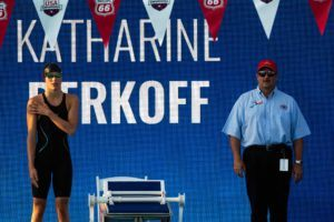 UNC Invite: Berkoff and Moore Drop 1:51 200 Backs, Chadwick Posts 42.0 100 FR