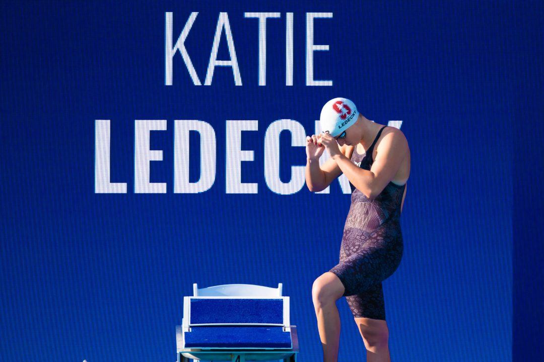 2018 Pan Pacs Previews: The Race Behind Ledecky in 800/1500