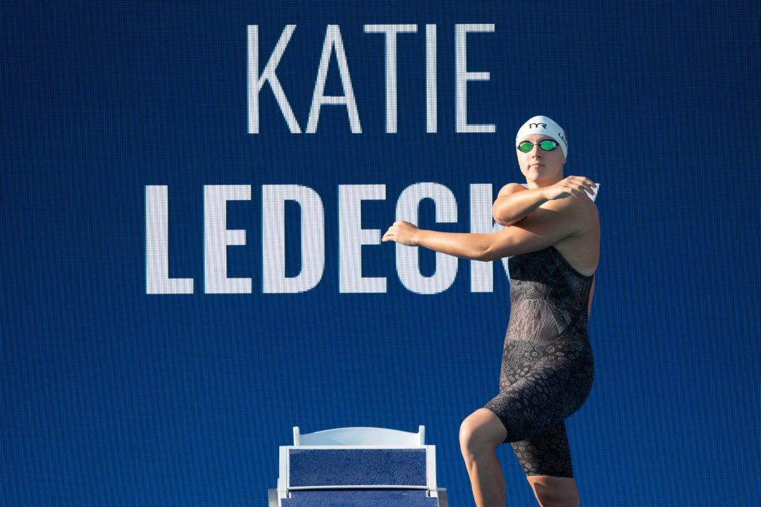 Katie Ledecky: Train the Way You Want to Win