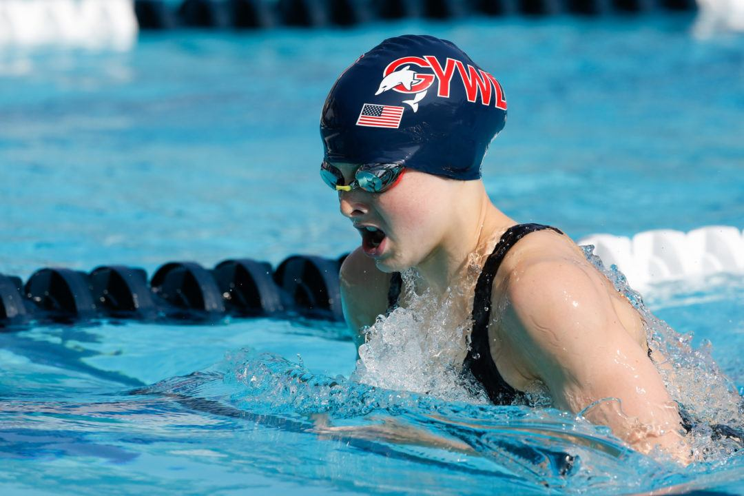 NAG Record-Holder and OT Qualifier Meghan Lynch Verbally Commits to Stanford