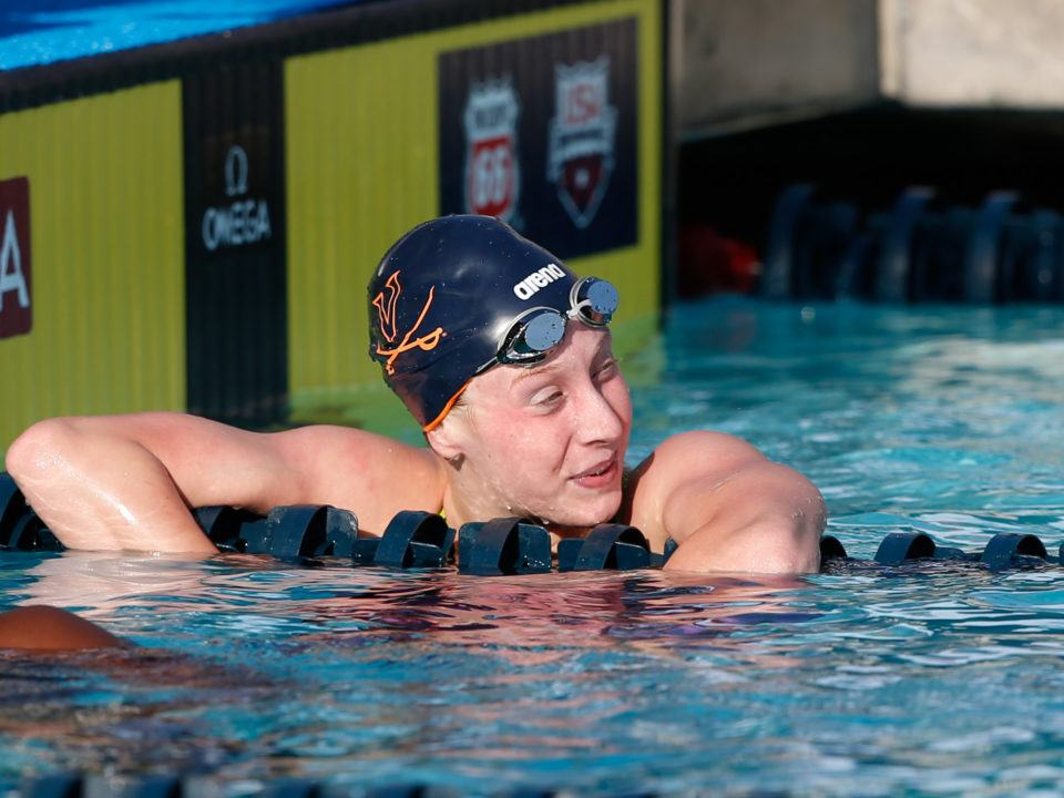 2019 ACC Swimming & Diving Championships (W): Day 3 Up/Down/Mids