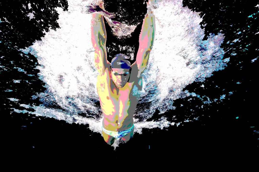Marius Kusch Breaks Decade-Old German Record in Men's 100 SCM Butterfly