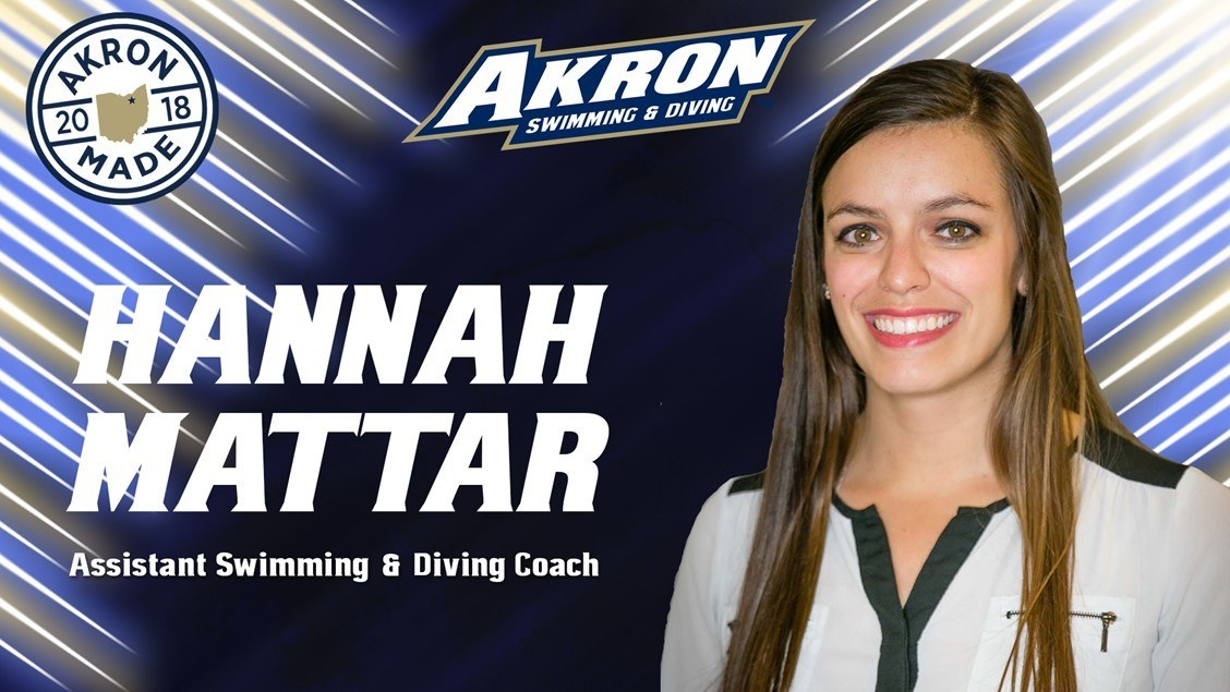 Akron Hires Hannah Mattar as Women's Assistant Coach