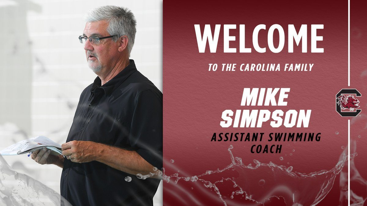 South Carolina Adds Mike Simpson As New Assistant Coach