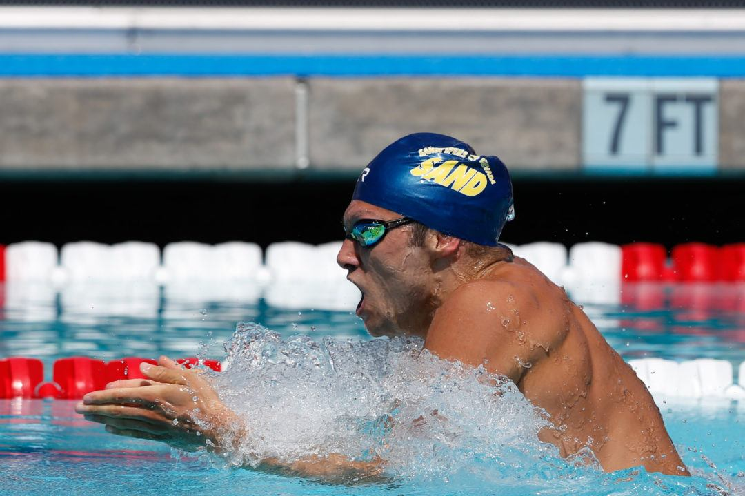 Healthy Cody Miller Surges Back, Betters 2018 Best In Prelims at Bloomington