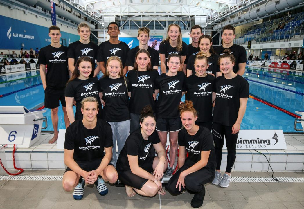 New Zealand Names 18 for Jr. Pan Pacs, 4 for Youth Olympics