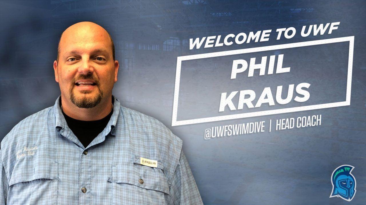 West Florida Tabs Phil Kraus as Women's Head Coach