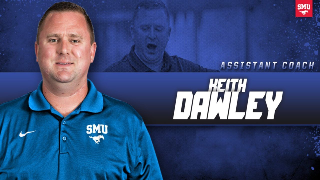 SMU Hires Keith Dawley as New Assistant Coach