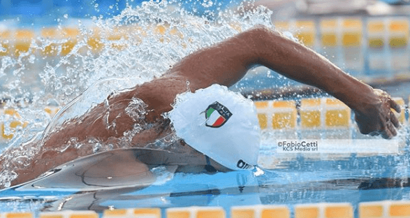 Youth Olympic Games: Marco De Tullio Argento con 3:48.08