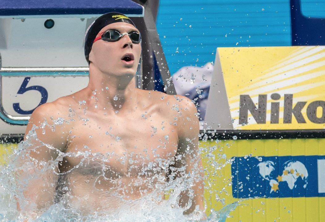 SwimSwam Pulse: 76% Betting On American Legacy in Men's 100 Back