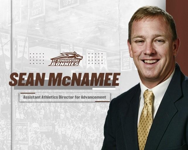 St. Bonaventure's Sean McNamee Moves to Asst. Athletics Dir. Role