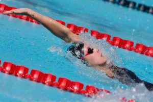 Regan Smith, 17, Sets 200 Back American Record at Cary Sectionals