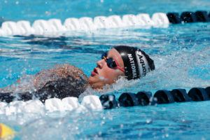 16-Year Old Isabel Stadden Breaks Jr. Pan Pacs Record in Day 3 Prelims