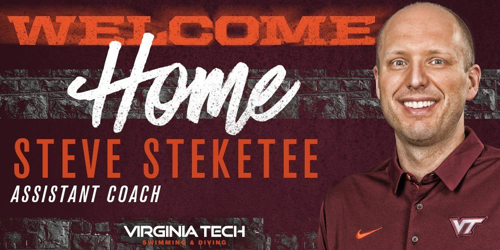 Steve Steketee Tabbed Asst. Coach On Lopez's Virginia Tech Staff