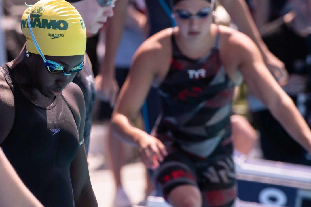 USA Swimming 18 & Under Winter Championships Time Standards and Details