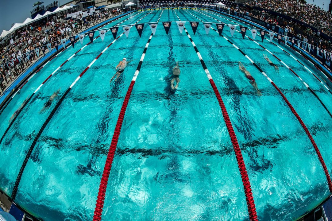 U.S. Nationals Day 1 Prelims: Much Faster than Recent Nationals