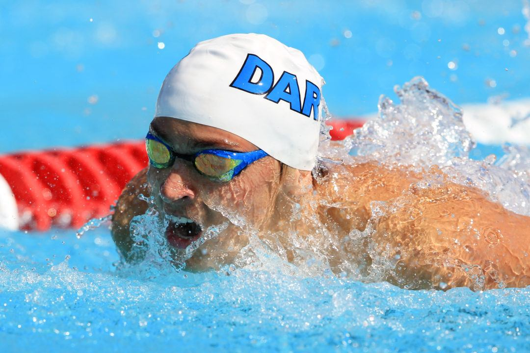 U.S. Wins 15 of 27 Medals On Day 1 of Junior Pan Pacs