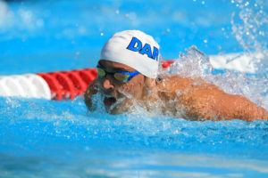 Jr. Pan Pacs Day 4 Prelims: Urlando and Brinkworth Show Strong Amid Worsening Weather