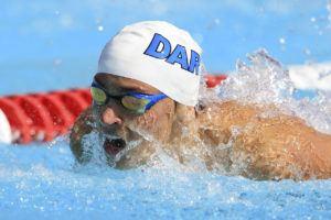 WATCH Gianluca Urlando Down Michael Phelps' 200 Fly NAG (1:40.91)