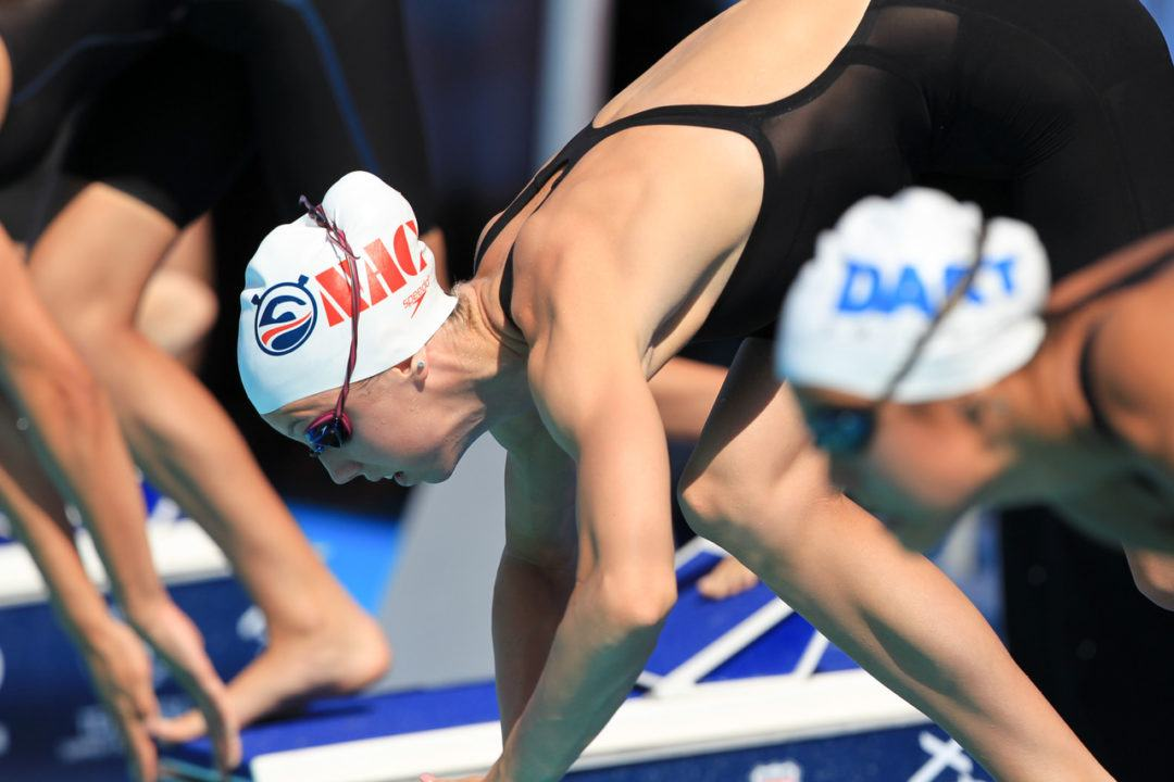 Gretchen Walsh Goes 54.38, Fastest 15-Year-Old 100 FR In U.S. History