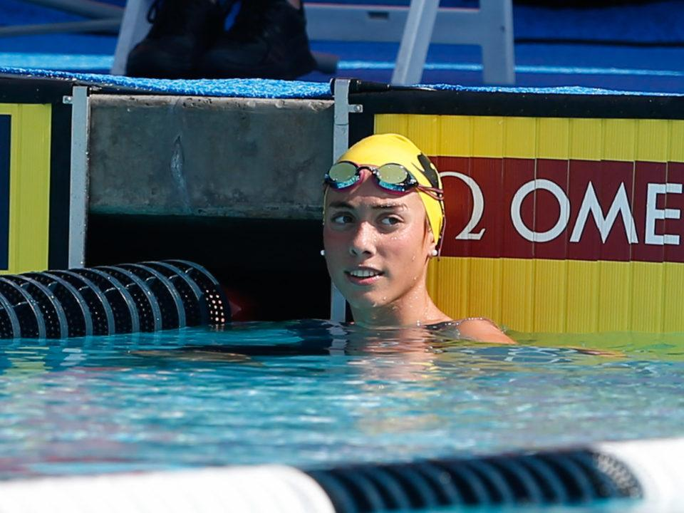 Weyant Makes Big Drops in 200 Back, 200 Fly on Day 2 of Sarasota Time Trials