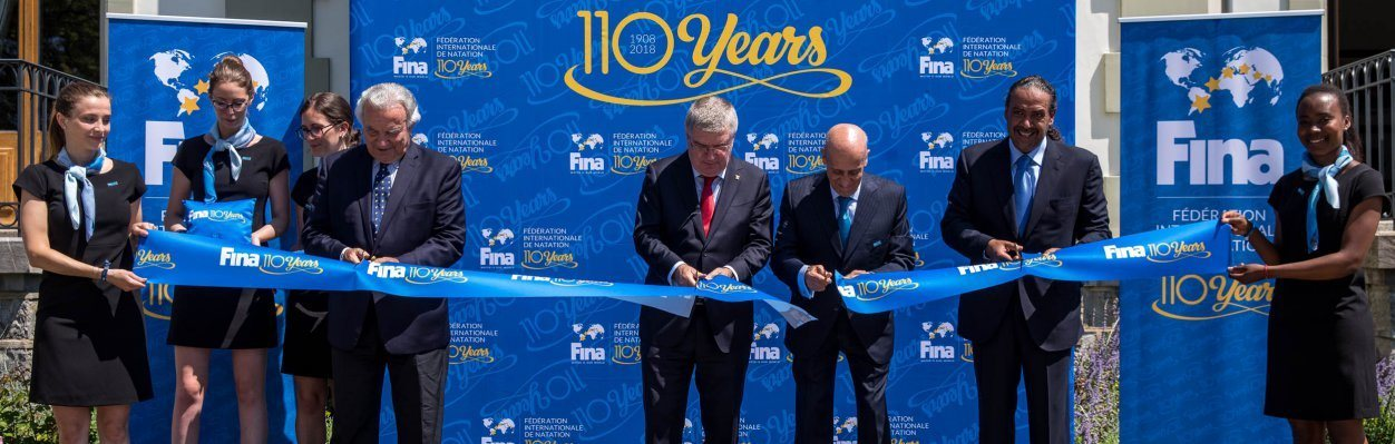 FINA Opens New Headquarters as Part of 110th Anniversary Celebration