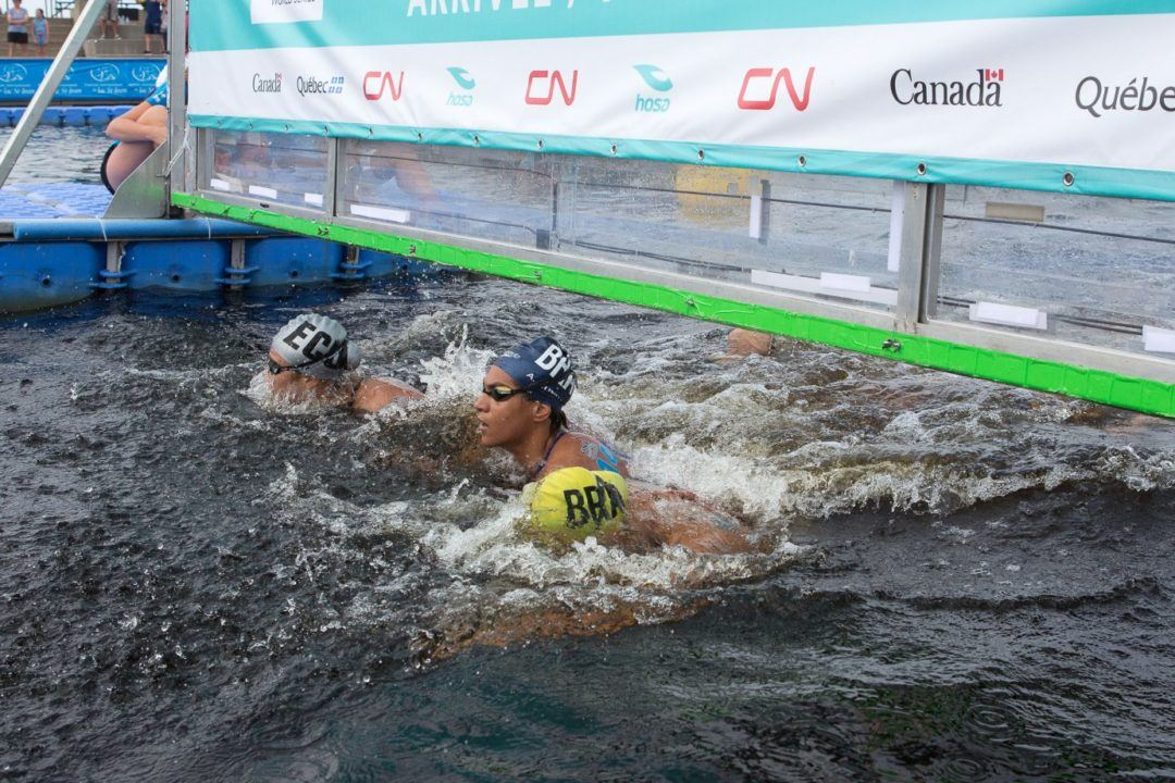 FINA Marathon Series: Cunha y Wellbrock ganan; Ruiz Bravo 19ª
