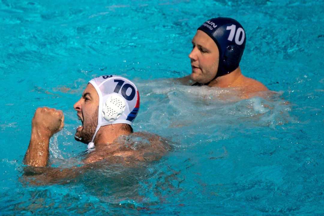 Hungary Ousted in Water Polo Quarterfinals for First Time Since 1991