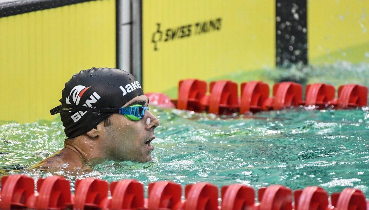 Europei-Nuoto-Paralimpico: L'Italia Vince 20 Medaglie In Due Giorni
