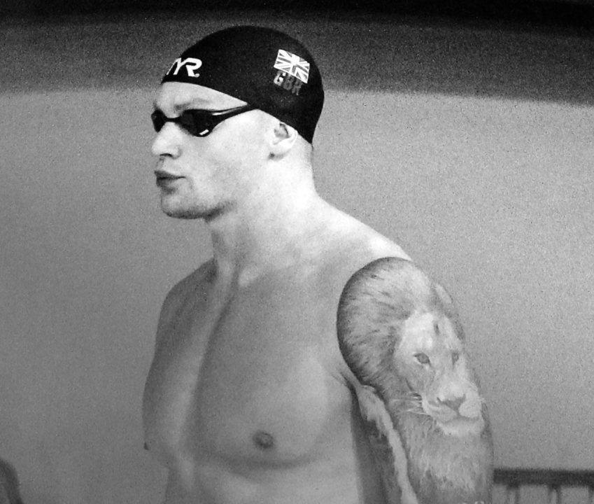 2018 Euros: Peaty Busts Meet Record With 3rd Fastest 50 Br Time Ever