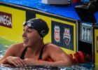 Andrew Seliskar, Abbey Weitzeil Rule the Pool at Cal Season Kick-Off