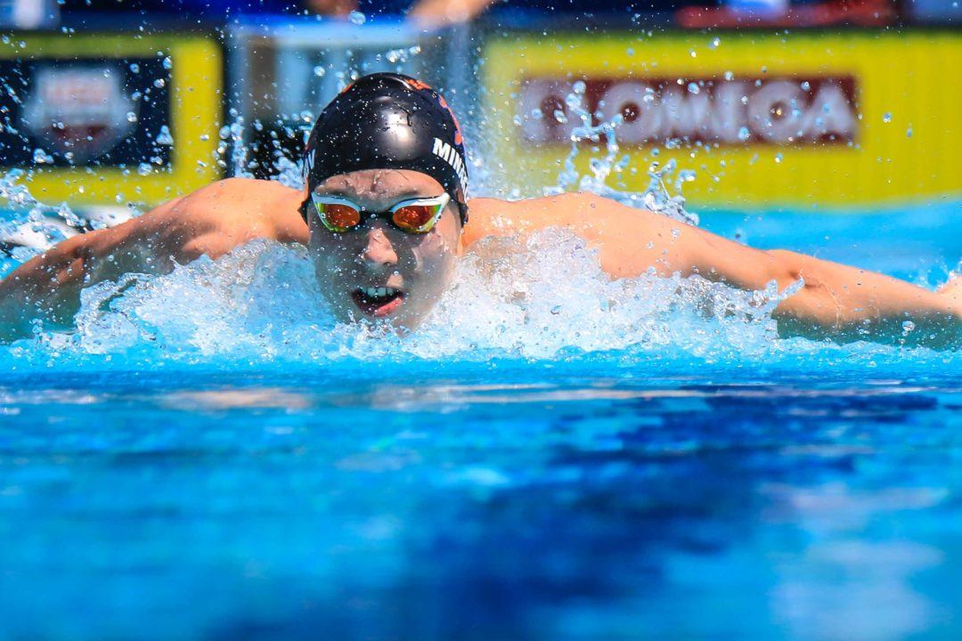Andrei Minakov, Lani Pallister Named Swimmers of the Meet at World Juniors