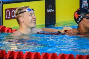 Minakov Downs Chalmers' 100 Free World Junior Record With 47.57
