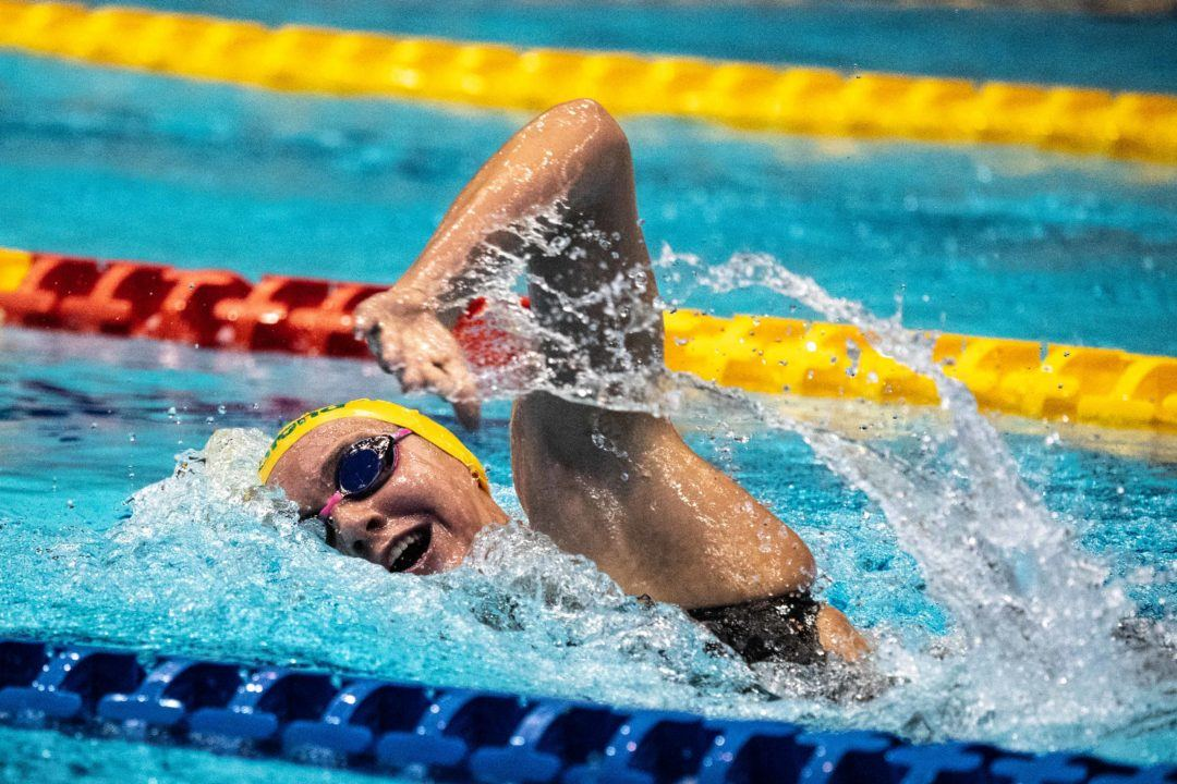 2019 Worlds Preview: Next Generation Closing In On Veterans In Women's 200 Free